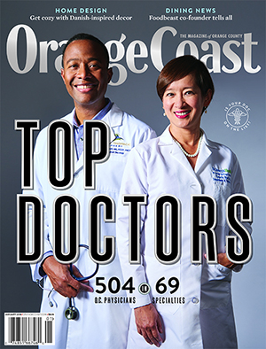 Dr. Scott Graham is named to the 2018 Orange Coast Top Doctors