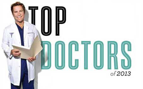Dr. Graham included in OCMA 'Top Doctors""